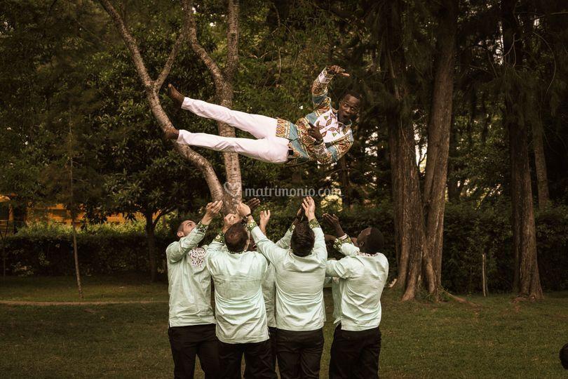 Lo sposo in aria