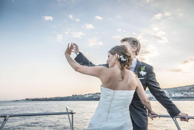V+j wedding