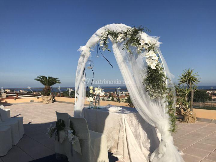 Arco degli sposi