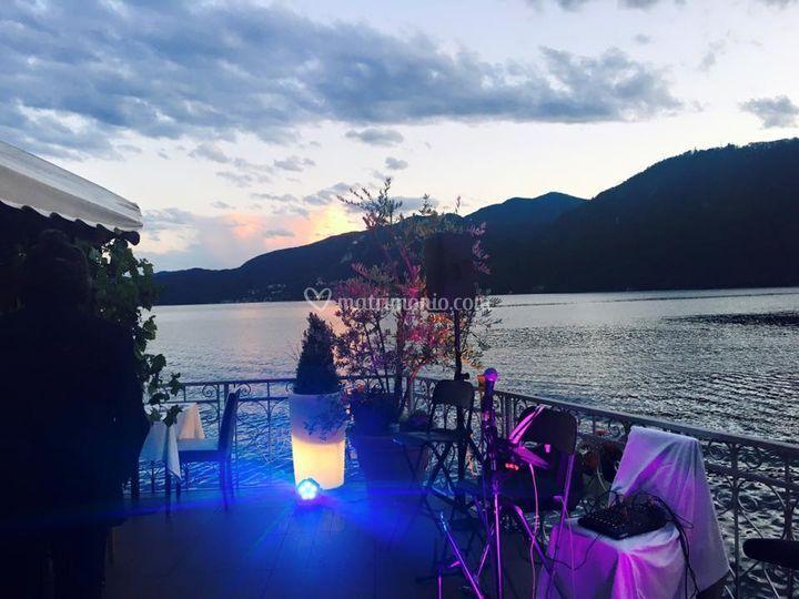 Evento Privato sul Lago d'Orta