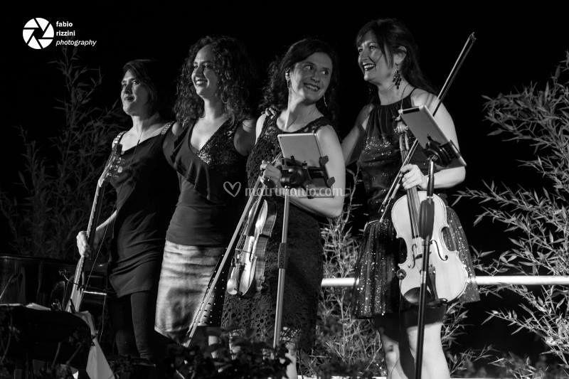 10 Giugno 2017 in quartetto