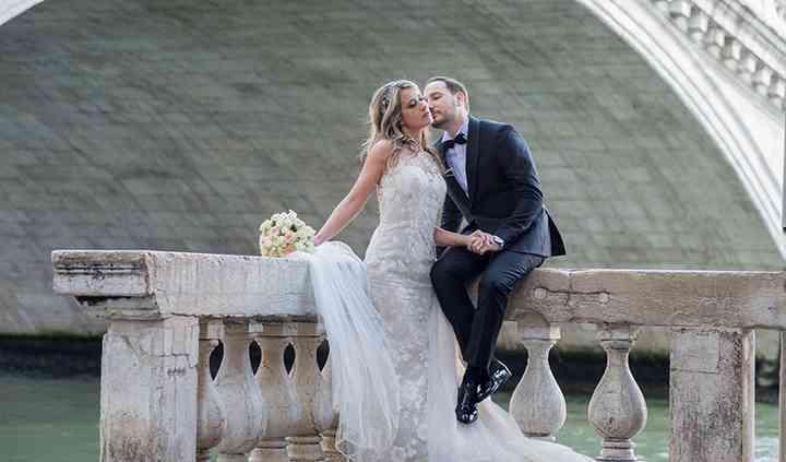 Foto sposi venezia