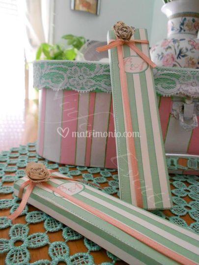 Scatoline confetti handmade