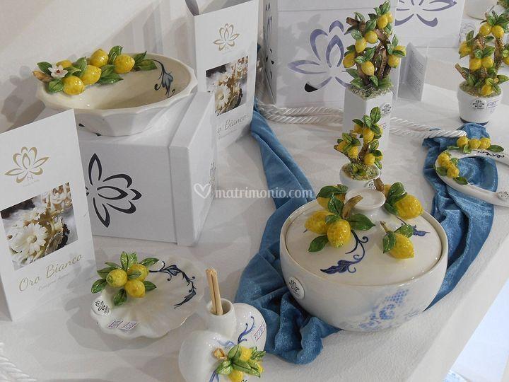 Bomboniere Capodimonte Matrimonio.Porcellane Artistiche Di Capodimonte