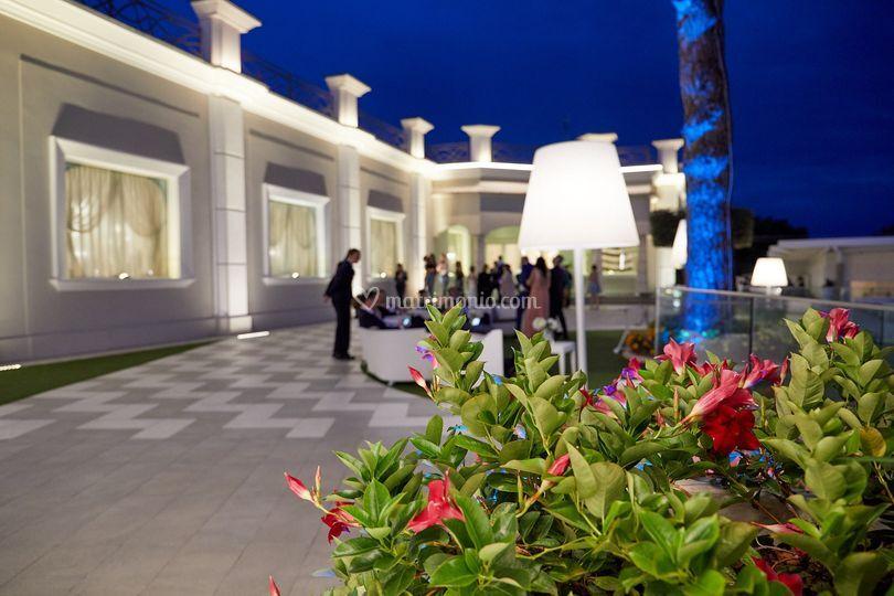 Le serate in Villa