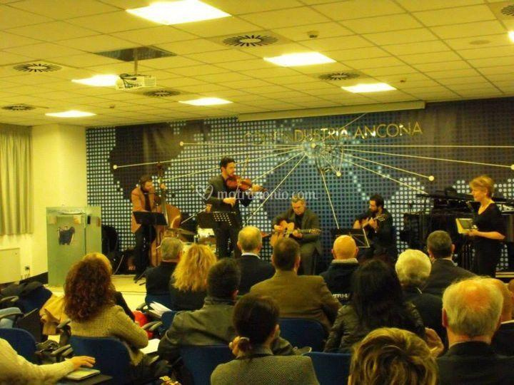 Meeting Confindustria Ancona