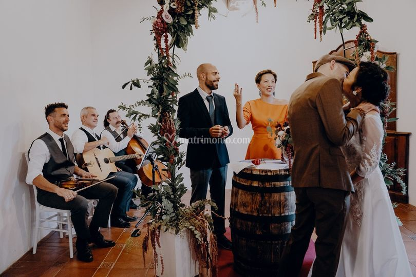 Trio cerimonia - matrimonio