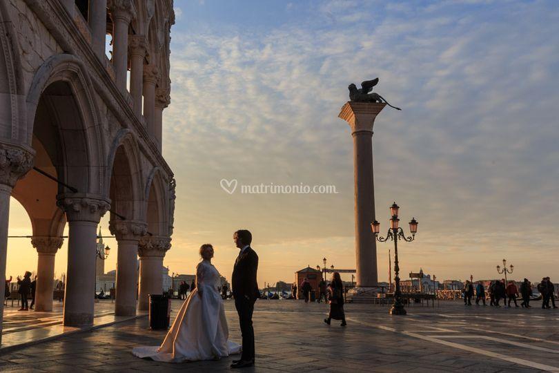 Postwedding a Venezia