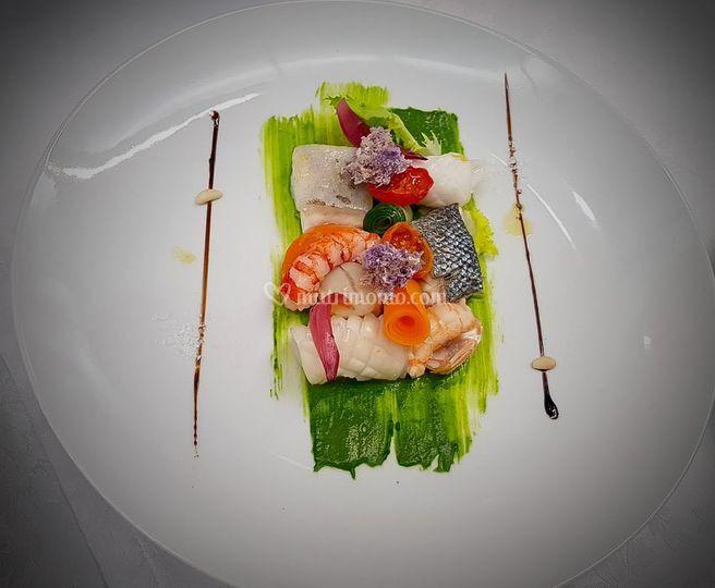 Un secondo piatto di pesce