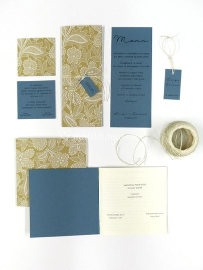 Wedding stationery ROMANTIC