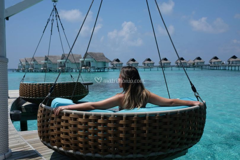 Io alle maldive