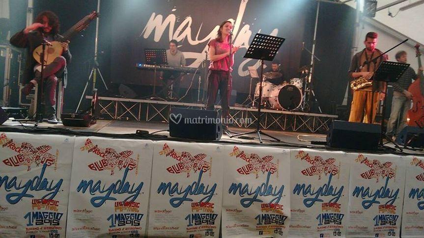 Concerto presso MayDayFestival