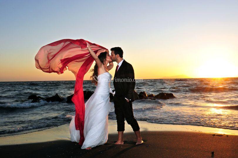 Postwedding vento