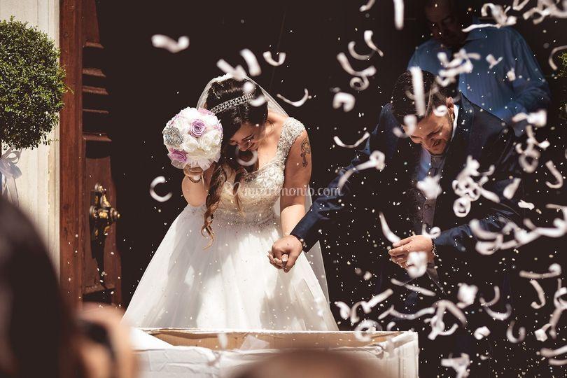 Matrimonio Mattia e Naomi