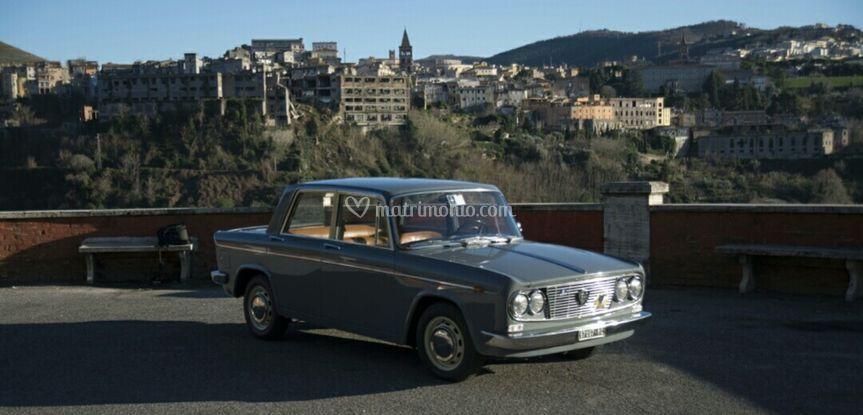 Lancia Fulvia gt del 1968
