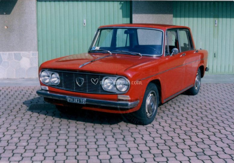 Fulvia berlina 1300 (1972)