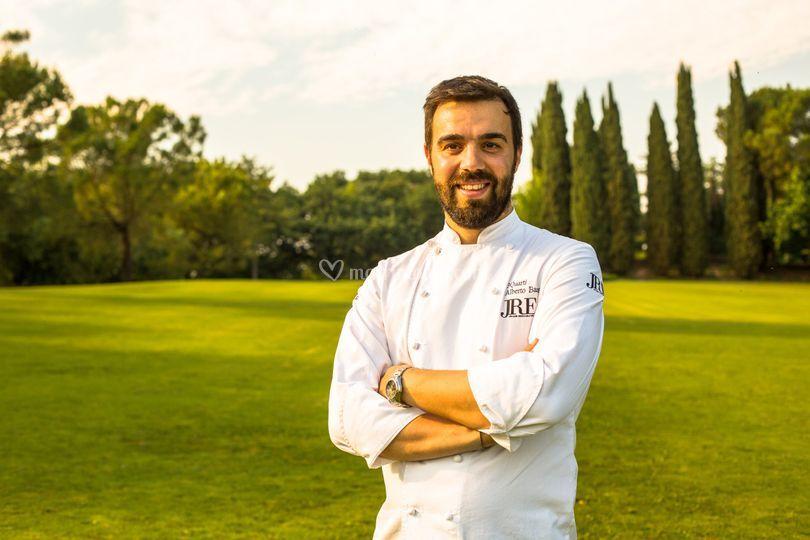 Chef Alberto Basso