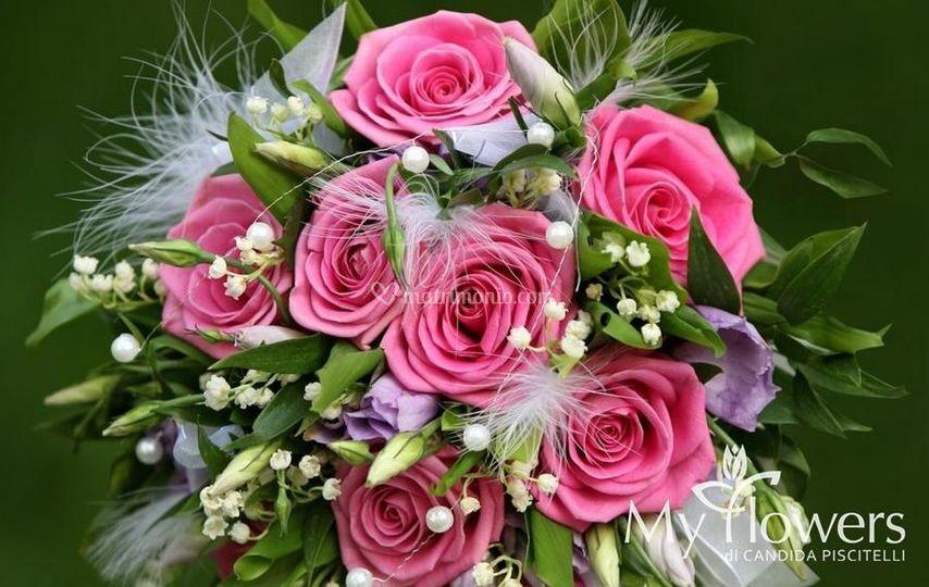 Bouquet My Flowers