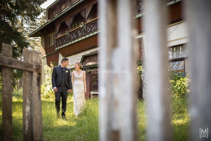 Paolo e Rossana - Esterni