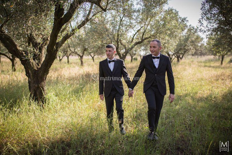 Antonio e Salvatore - Esterni