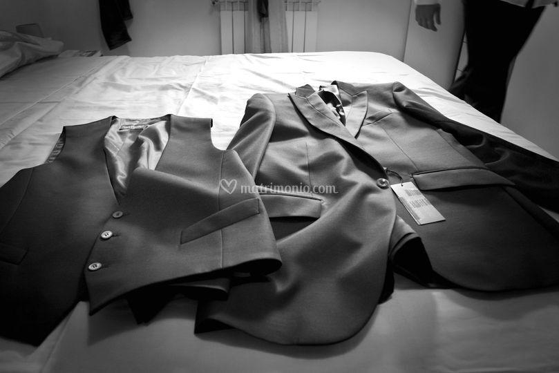 L'abito...