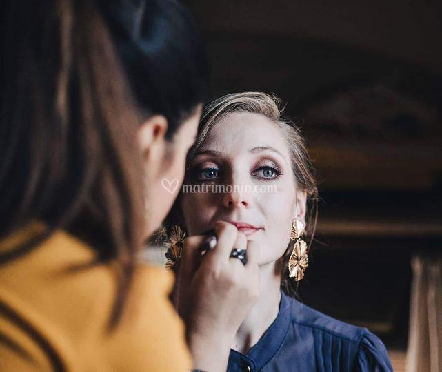Alessia Rosati Make Up Artist