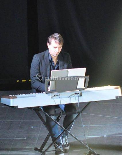 Alessandro Fantin Pianista