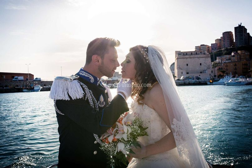 Matrimonio porto empedocle