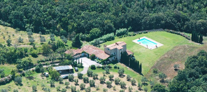 Villa Le Banditelle Blu