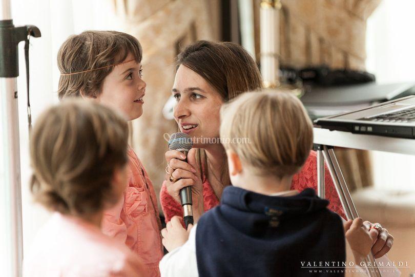 Valera - karaoke dei piccoli