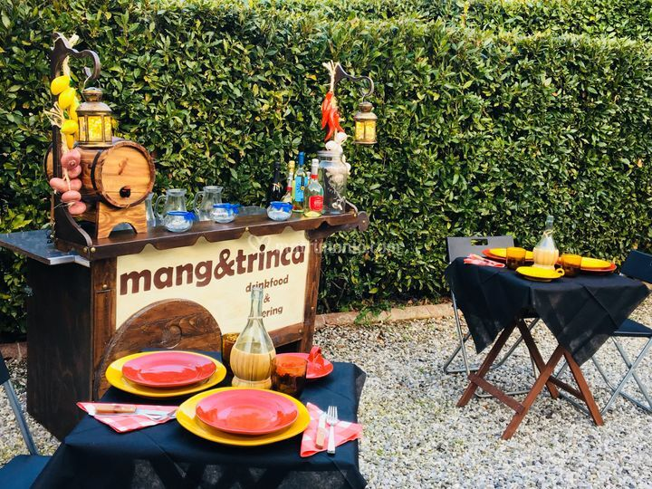 Mang&Trinca drinkfood&catering