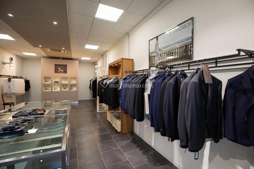 Factory Store - interni