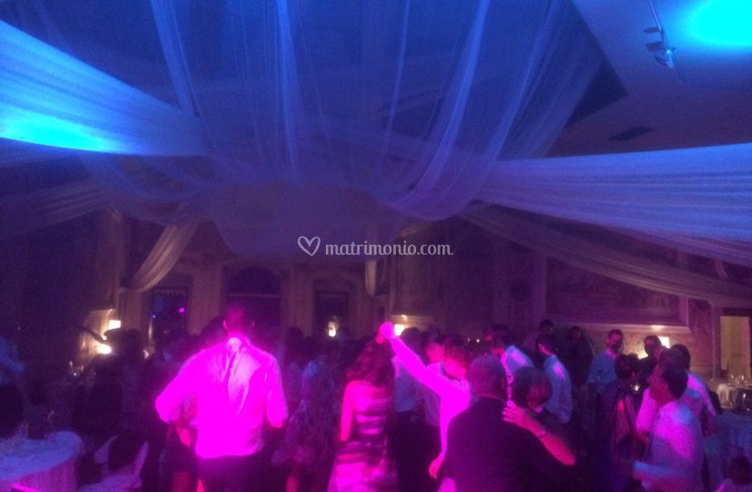 Festa nozze interno Zemono