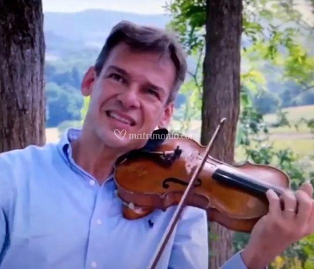 Violino del  '700