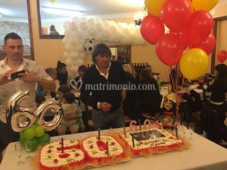 Bruno + torta