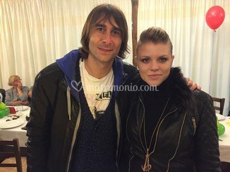 Daniele Conti e Anjelica