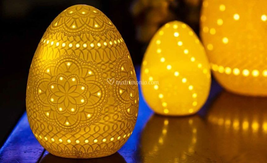 Eggs decor