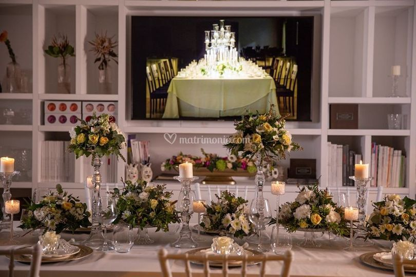 Paolo Papa Wedding & Event Flower Designer