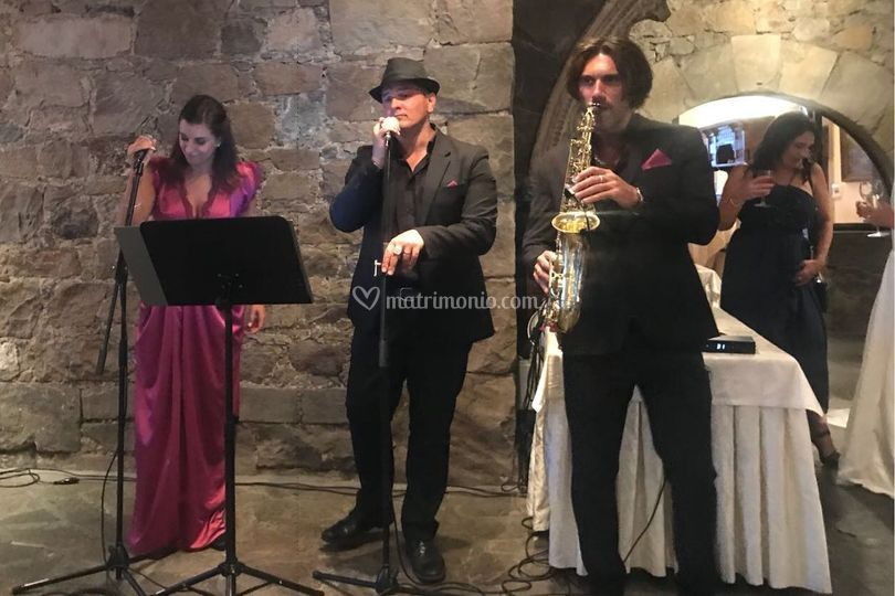 Trio Crooner Sestri Levante