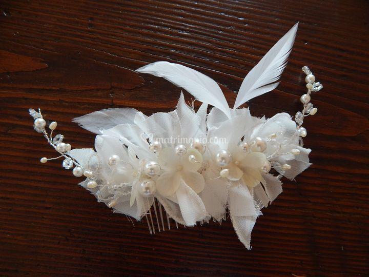 Pettinino Botanic perl&plume