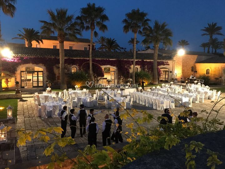 Villa Criscione Baglio Wedding