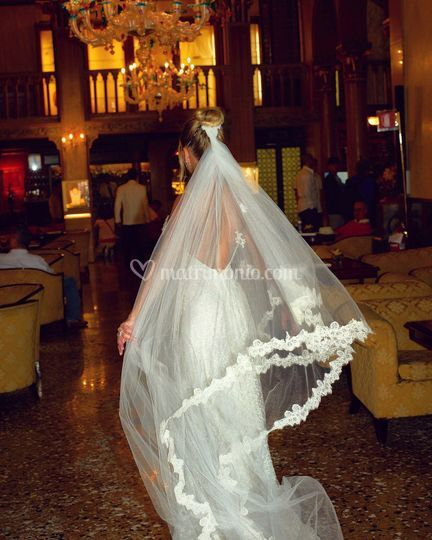Wedding Luxury in Venice
