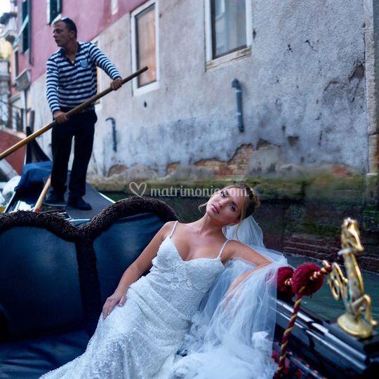 Wedding Russian in Venice