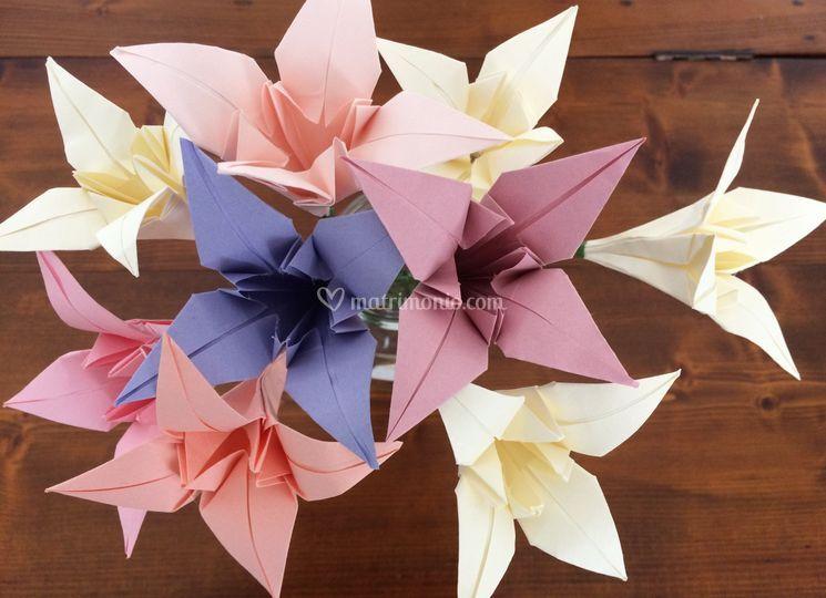 Bomboniere Matrimonio Origami.Angoli Di Carta