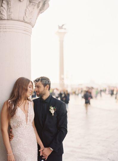 Wedding photo shooting Venice