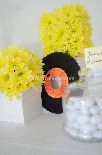Matrimonio alle note di giallo
