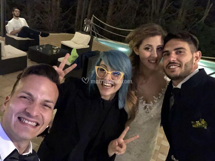 Selfie Ricordo sposi