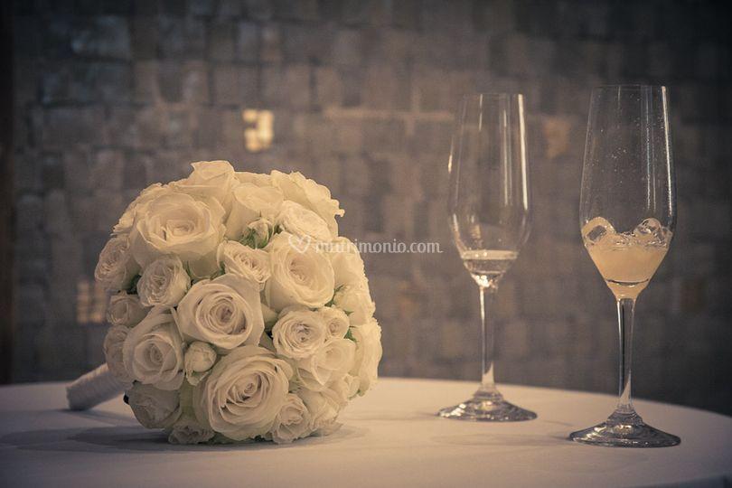 Gloden bouquet