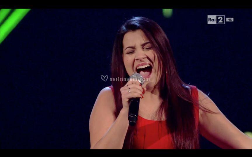 La nostra Alessia a The Voice