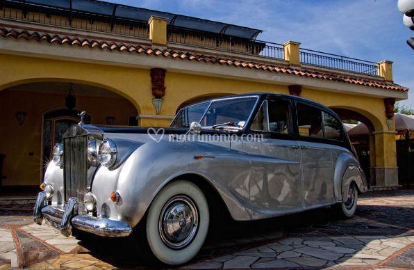 Roll's Royce Phantom